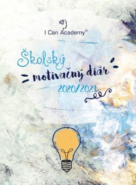 Školský motivačný diár 2020/2021 - Dokážeš viac, ako si myslíš!