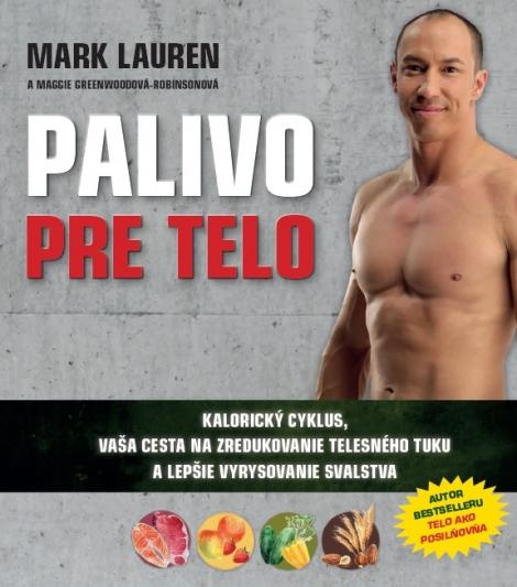 Palivo pro tělo - Kalorický cyklus, vaše cesta za zredukováním tělesného tuku a vyrýsovaným svalstvem