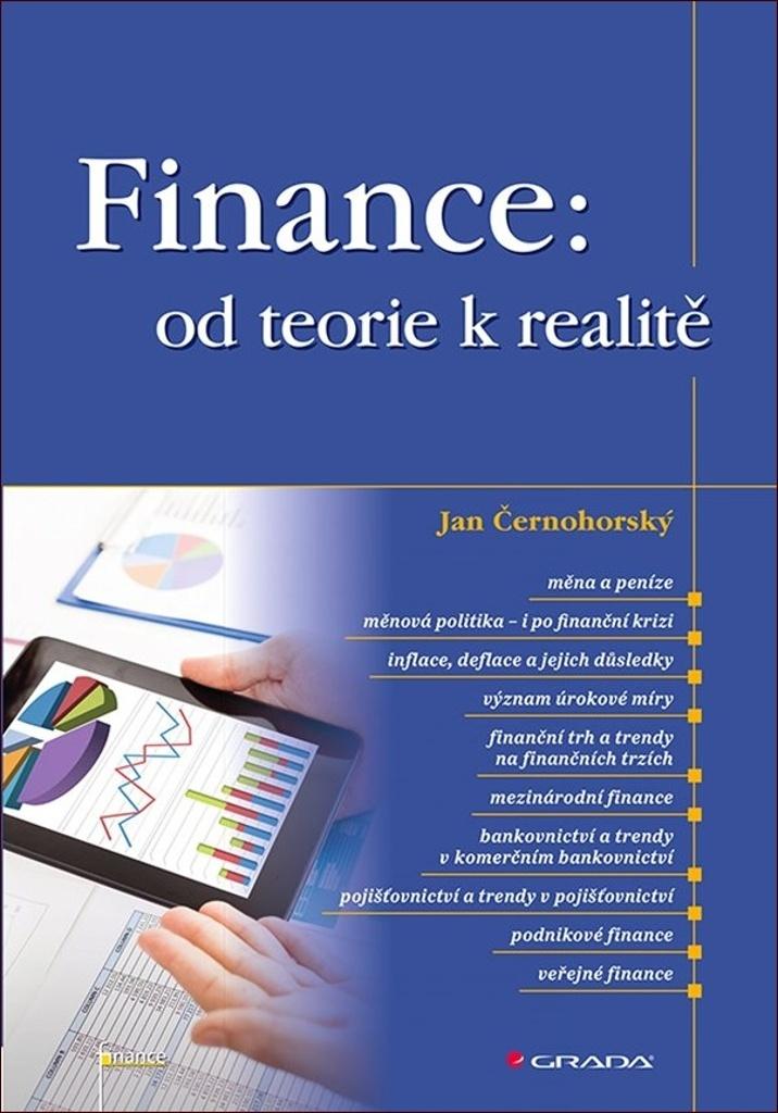 Finance: od teorie k realitě