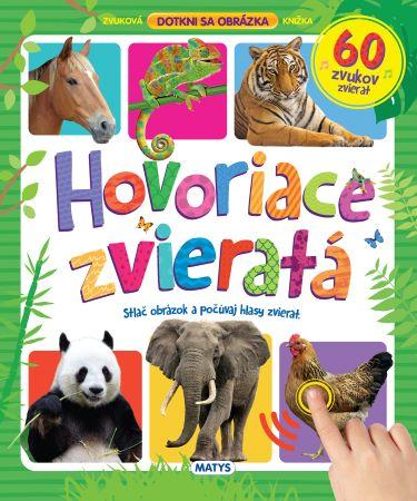 Hovoriace zvieratá (60 zvukov zvierat) - Stlač obrázok a počúvaj hlasy zvierat