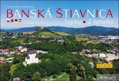 Banská Štiavnica Tajchy z lietadla