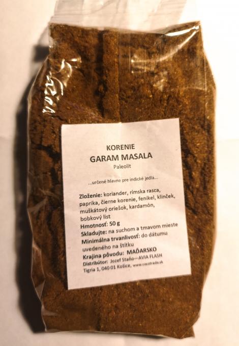 Garam masala (50gr) - 50g