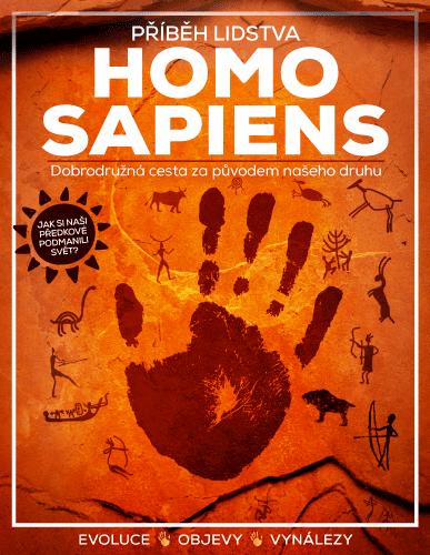 Homo Sapiens - Příběh lidstva