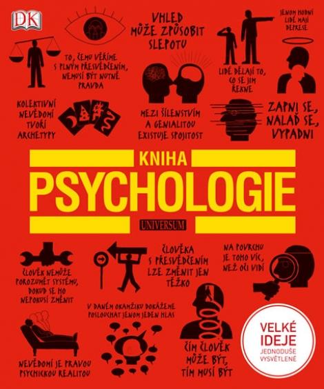 Kniha psychologie -