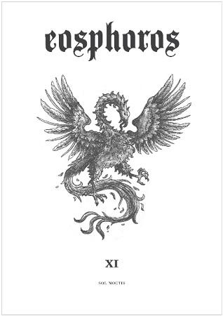 Eosphoros XI: Zborník českého a slovenského okultizmu a iniciácie