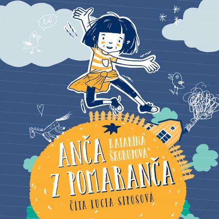 Anča z pomaranca CD (audiokniha)