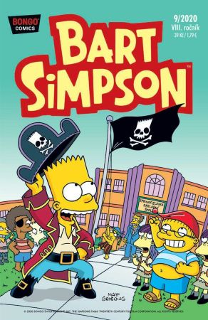 Bart Simpson 9/2020 -