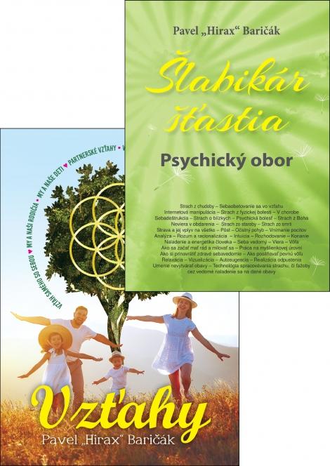 Vzťahy + Šlabikár šťastia 5 - Kolekcia kníh