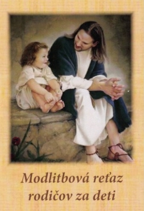 Modlitbová reťaz rodičov za deti -