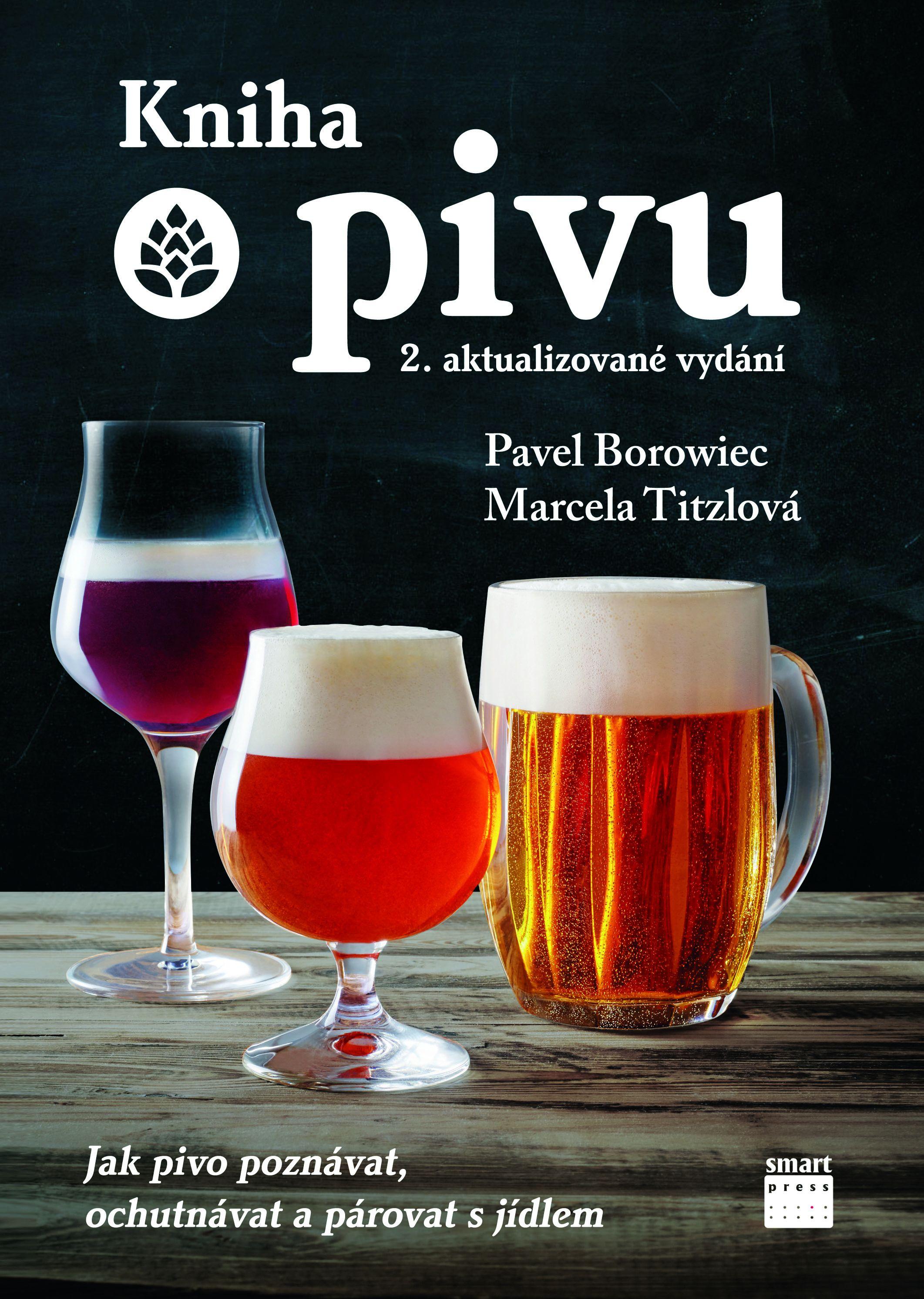 Kniha o pivu (2. aktualizované vydání)