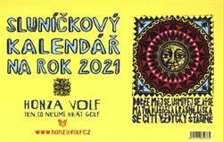 Sluníčkový kalendář 2021 - stolní -