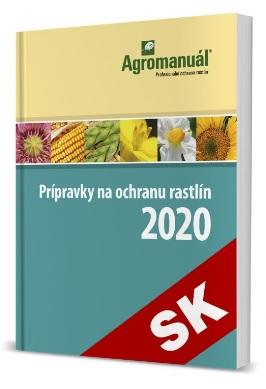 Prípravky na ochranu rastlín 2020