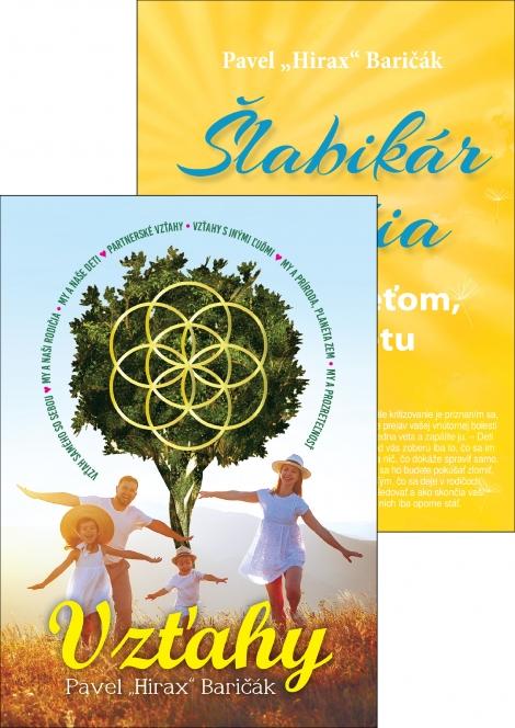 Vzťahy + Šlabikár šťastia 3 - Kolekcia kníh