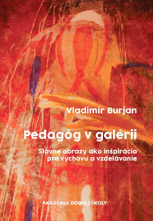 Pedagóg v galérii