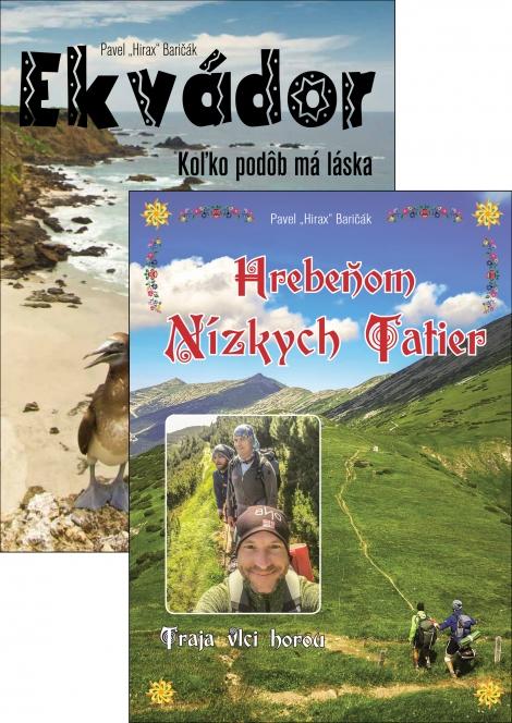 Hrebeňom Nízkych Tatier + Ekvádor - Slovensko + Ekvádor