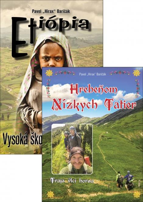 Hrebeňom Nízkych Tatier + Etiópia - Slovensko + Etiópia