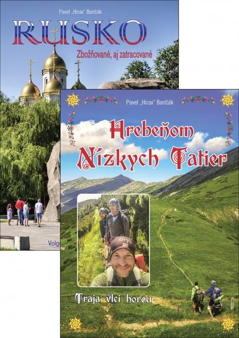 Hrebeňom Nízkych Tatier + Rusko - Slovensko + Rusko