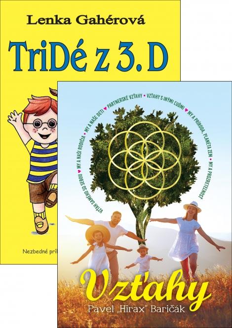Vzťahy + Tridé zo 3. D - Kolekcia kníh