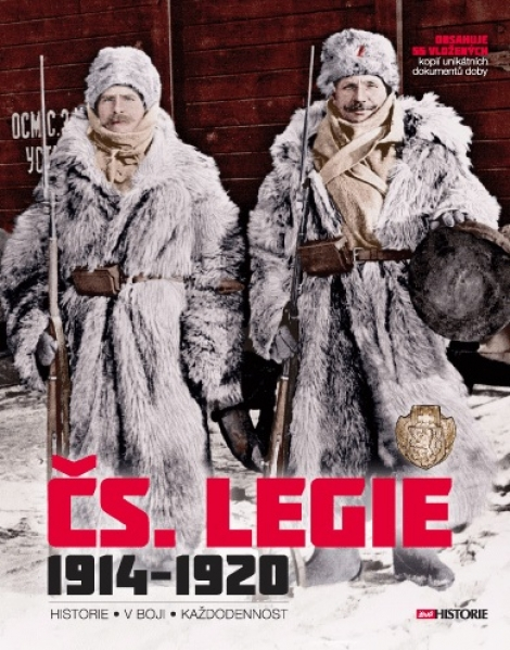 Čs. Legie 1914-1920 -