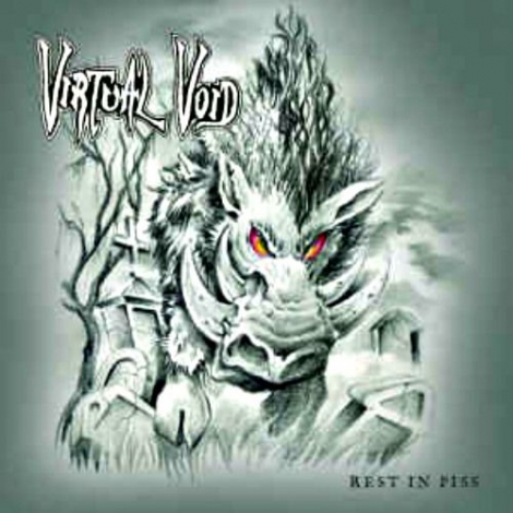 Virtual Void - Rest in Piss (CD)