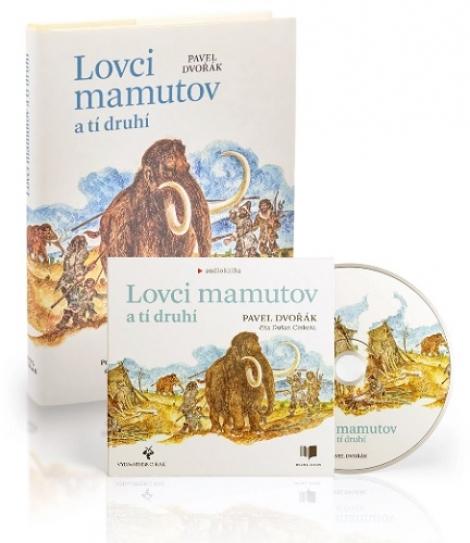 Lovci mamutov a tí druhí - balíček - kniha + audiokniha a nálepky ZDARMA