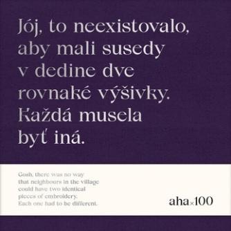 Aha100 -