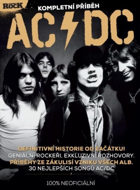 AC/DC - Kompletní příběh -
