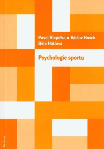 Psychologie sportu (3.vydání)