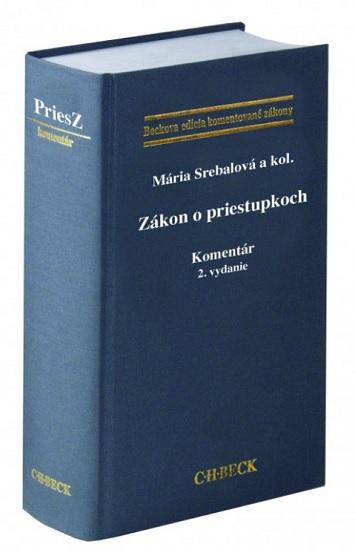 Zákon o priestupkoch. Komentár (2. vydanie)