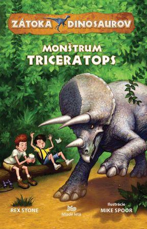 Zátoka dinosaurov: Monštrum Triceratops