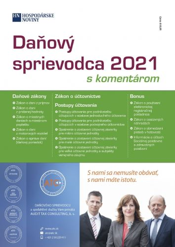 Danovy sprievodca 2021