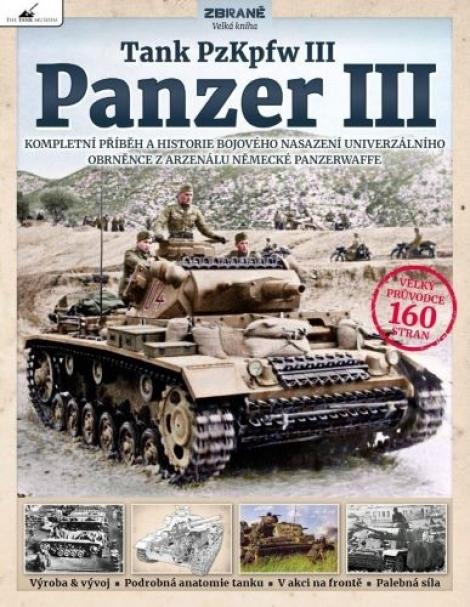 Tank PzKpfw III - Panzer III -