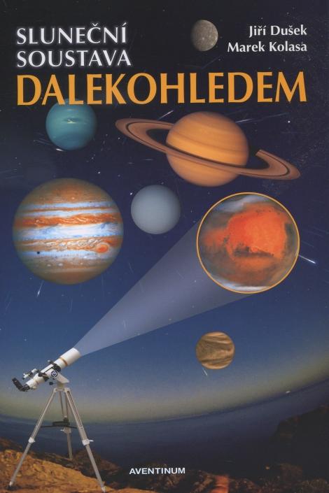 Sluneční soustava dalekohledem -
