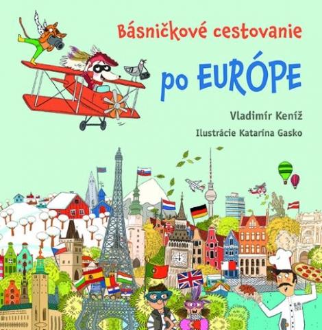 Básničkové cestovanie po Európe -