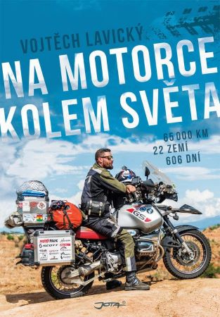 Na motorce kolem světa -
