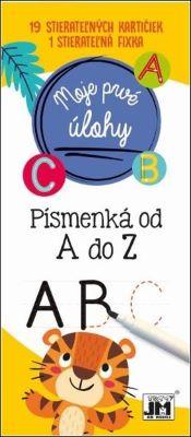 Moje prvé úlohy - Písmenká od A do Z