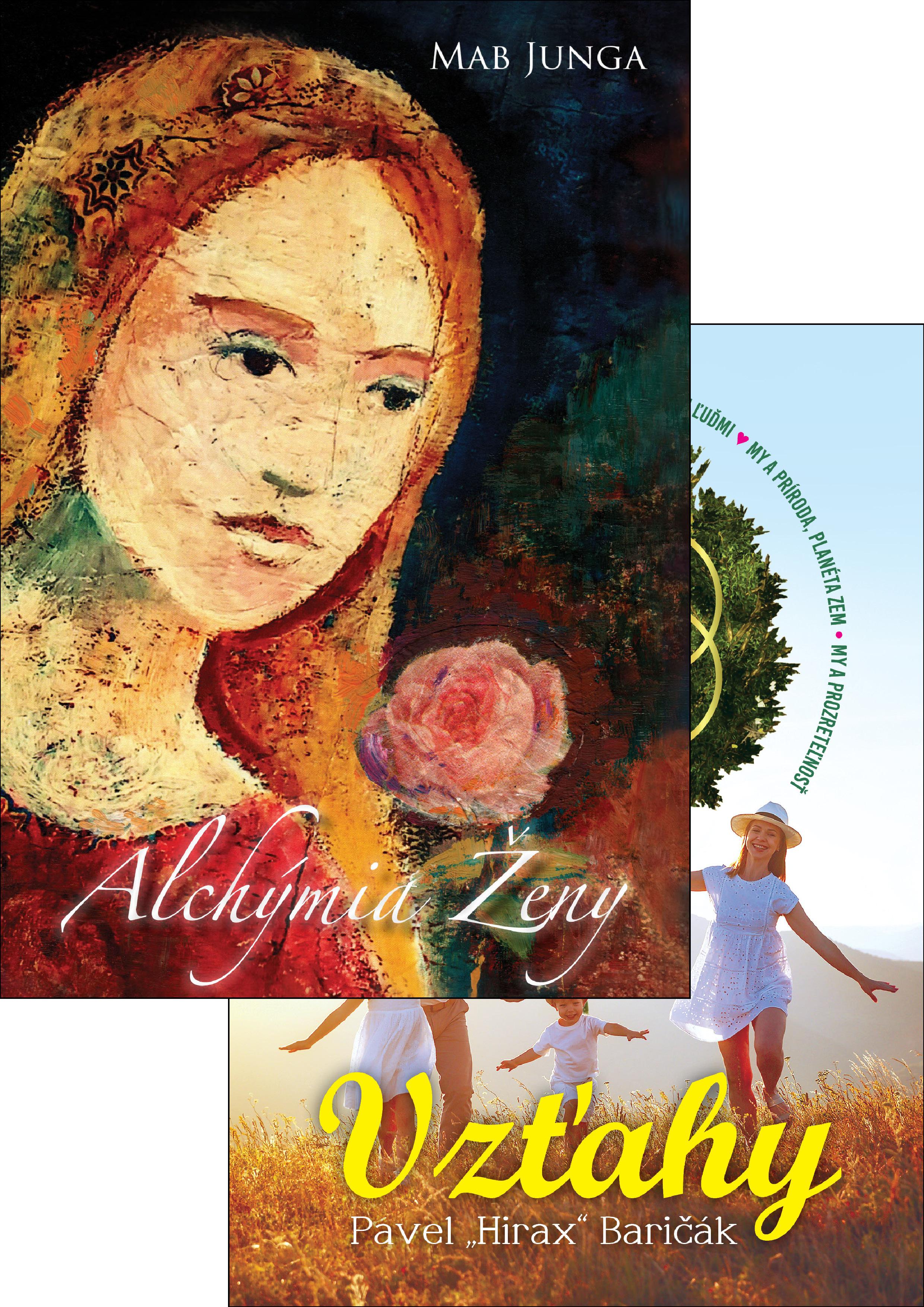 Alchýmia ŽENY + Vzťahy