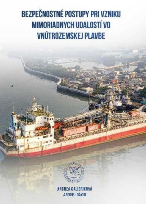 Bezpečnostné postupy pri vzniku mimoriadnych udalostí vo vnútrozemskej plavbe -