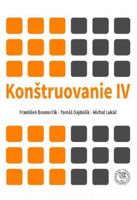 Konštruovanie IV -