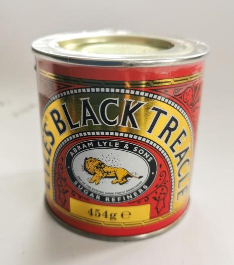 Čierna melasa (Bio) - Lyle´s Black Treacle (454 gr)