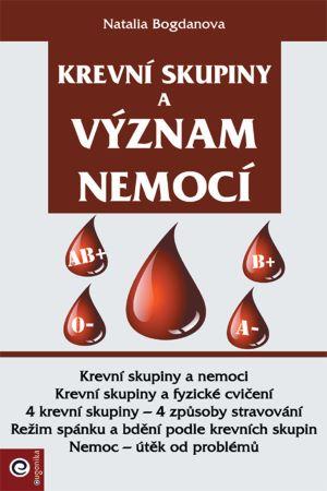 Krevní skupiny a význam nemoci -