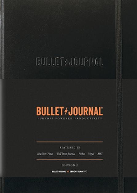 Bullet Journal (Black)