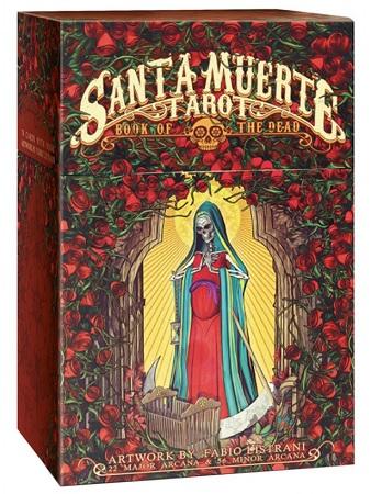 Santa Muerte Tarot - 78 Cards with Book