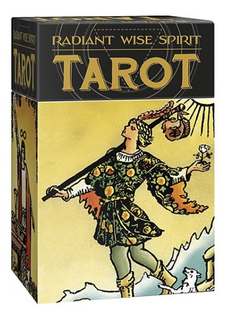Radiant Wise Spirit Tarot - 78 Cards with Book