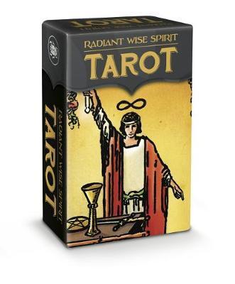 Radiant Wise Spirit Tarot - Mini Tarot - 78 Tarot Cards with Instruction