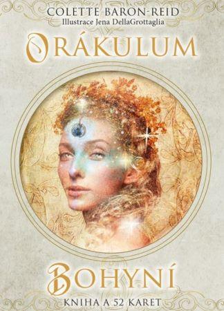 Orákulum bohyní - Kniha a 52 karet