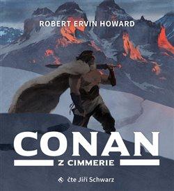 Conan z Cimmerie (1x Audio na CD - MP3) -