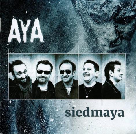Aya - Siedmaya (CD)