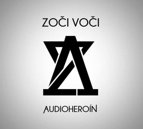 Zoči voči - Audioheroín (Digipack CD)