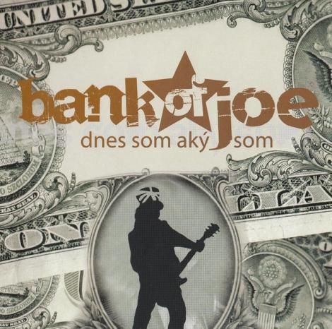 Bank of Joe - Dnes som aký som (CD)